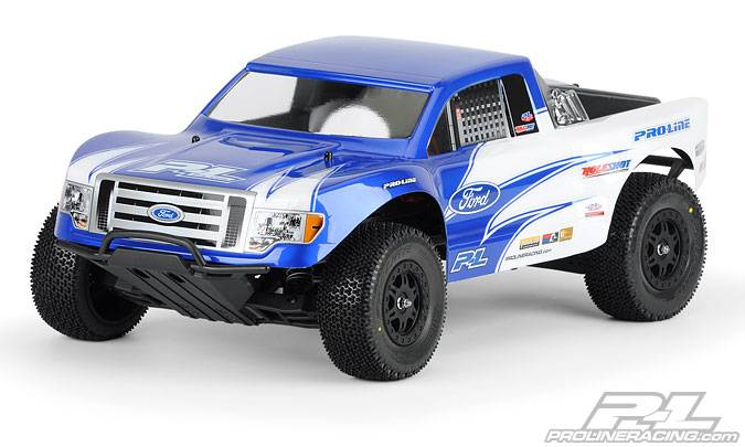 ����� SC 1/10 - Ford�F150 ����������