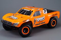 Модель шорт-корс трака Traxxas Slash 2WD с влагозащитой