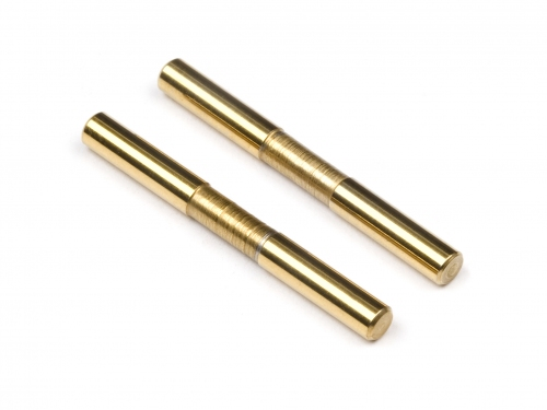 SUSPENSION SHAFT 2.5x24.5mm TITANIUM COATED (2pcs)