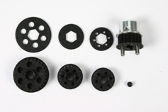TM G4 Pulley Set (w/new 502259,502207)