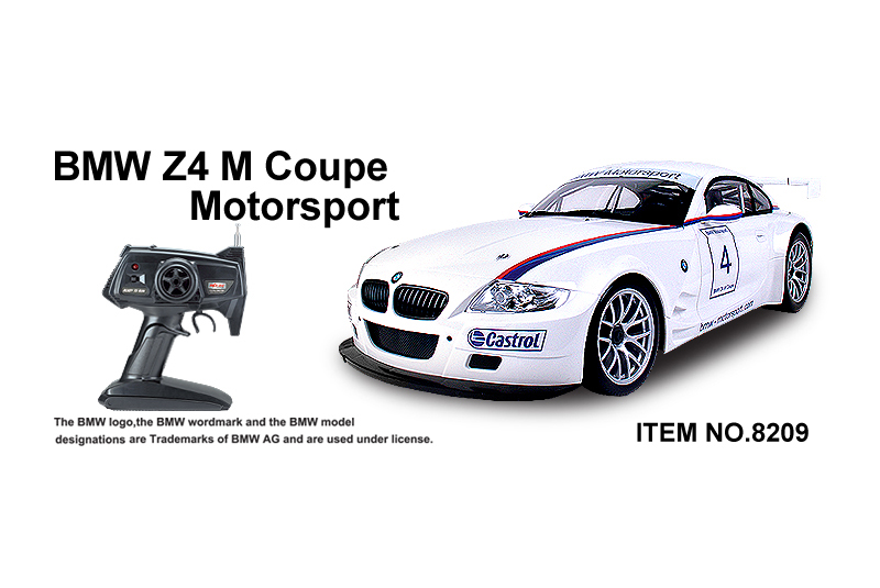 BMW Z4 M Coupe Motorsport #4