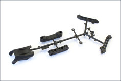 Rear Lower Arm Mount Set (Scorpion XXL)