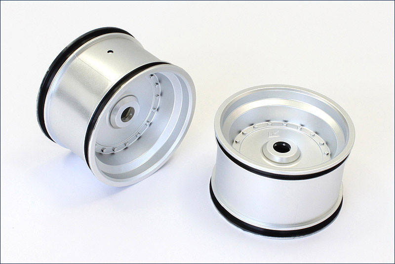 Rear Wheel (Silver/2pcs/Scorpion XXL)
