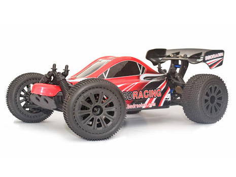 1:16 Off-Road Buggy 4WD, RTR, 2.4G