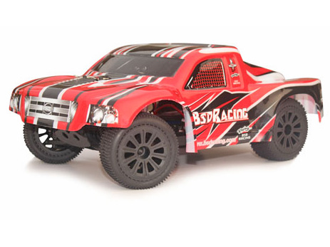 1:16 Off-Road Short Course 4WD, RTR, 2.4G