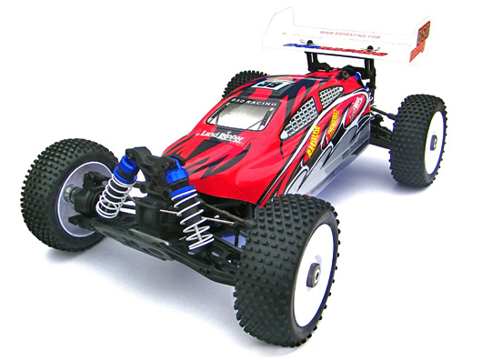 1:8 Off-Road Buggy 4WD, RTR, 2.4G