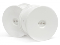 REAR BUGGY WHEEL (WHITE/2PCS)