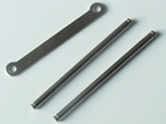 85205 Rear hinge pins with steel plates