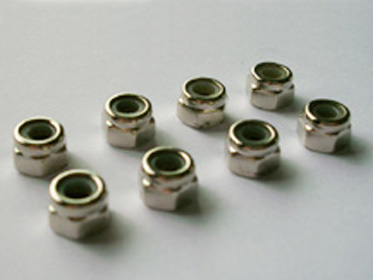 85094 4mm Locknut set