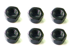 BS903-093 Nylon Self-lock Nut (M4*4)
