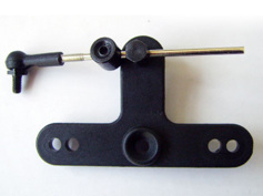 BS903-045 Throttle Servo Horn and Linkage Set
