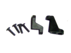 BS701-027 L/R mount block/screws