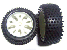 BS701-002 Tire Unit-Fr