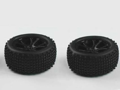 10303 Rear Buggy Tyre set