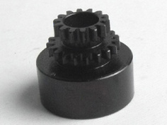 10172 Clutch Bell (Two speed) machined gear