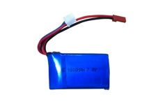 7.4V 1000mAh Li-Po Battery (Drifter and Sky Easy)
