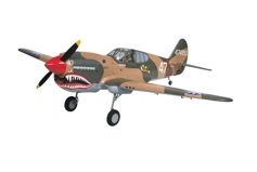 P-40 Warhawk Giant Scale GP ARF