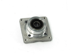 GO-1119C Alu. Rear Cover Plate (Base for Pull Starter) .15-.20