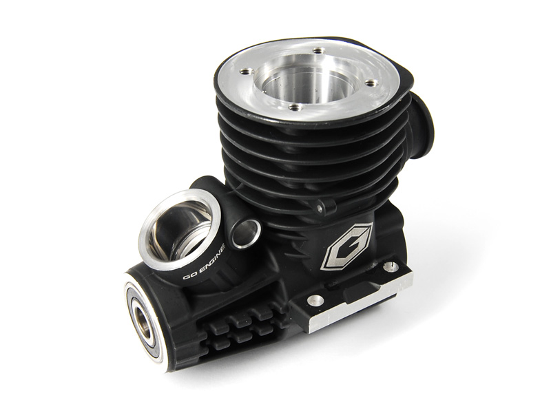 CK2-FRB PRO Crankcase-Main Body w/h F&R Bearing Pre-Installed