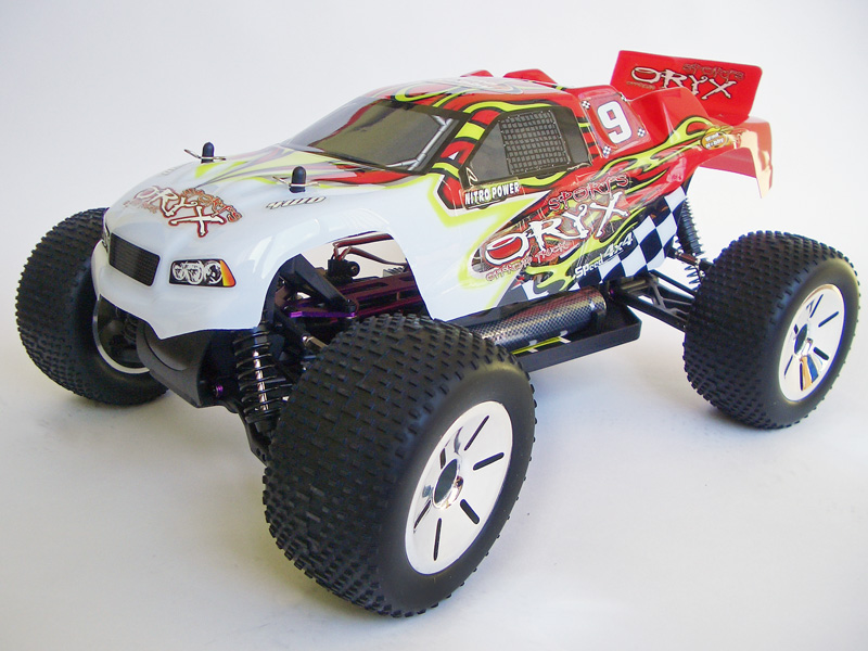 1:10 Off-Road Truggy 4WD, RTR, 2.4G