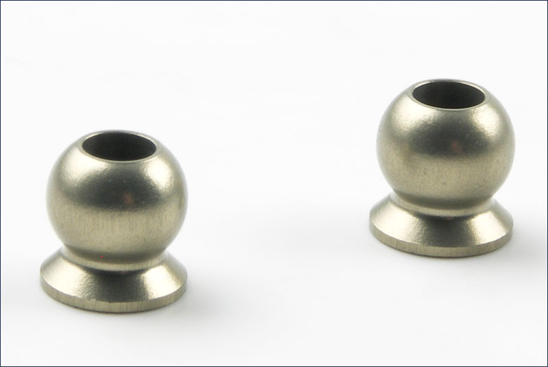 5.8mm Flanged Hard Ball (2pcs/MP9)