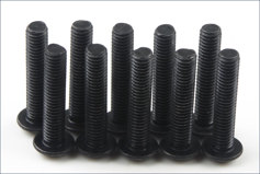 Button Screw(Hex/M3x15/10pcs)