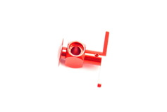 metal rotor head (red)