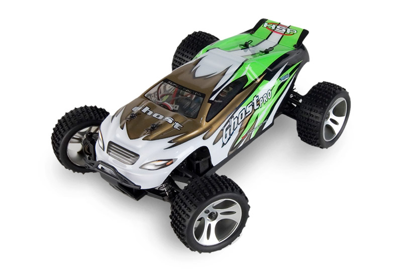 1/18 4WD ELECTRIC POWER TRUGGY Brushless