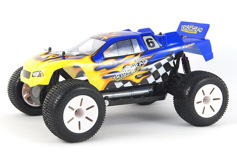 1/10 TOP 4WD ELECTRIC POWER TRUGGY Brushles with LI-PO