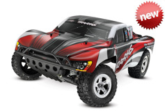 Модель шорт-корс трака Traxxas Slash 2WD  2.4GH