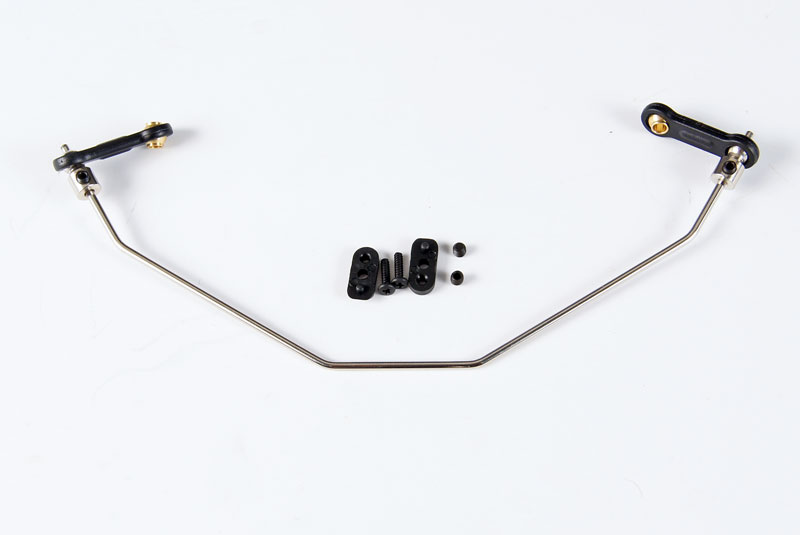 Rear Sway Bar+Link