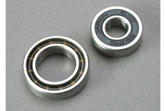 Ball bearings (7x17x5mm) (1)/  12x21x5mm (1) (TRX 3.3, 2.5R, 2.5 engine bearings)