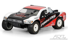 Кузов SC 1/10 - Toyota Tundra (for Slash, Slash 4x4, SC10, XXX-SCT, Ten-SCTE, Ultima SC & Blitz) некрашеный