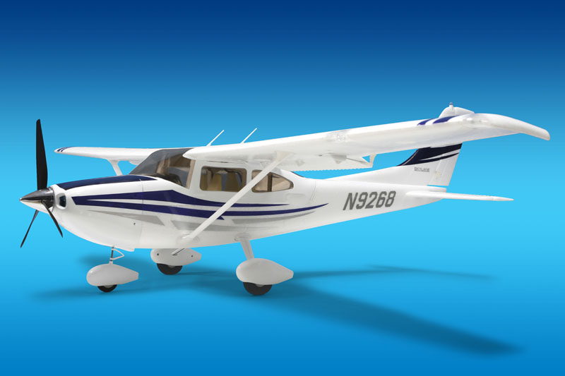 ������ ������� Art-Tech Cessna 182 V2 EPO (������� / ��������������� ������� / ���������� 2.4GHz / ������� ��������)
