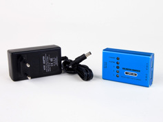 2S/3S Balance Charger (2 amp) + Adapter 220V