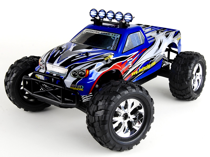 ���������������� ������ ������� / 1:10 / Off-Road Monster Truck / 4WD / Brushed / RTR / 2.4G / ����������� / ������������ / ������� / ������� �������� /