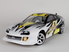 1:10 On-Road Racing car (Carbon) 4WD, Brushed, RTR, 2.4G
