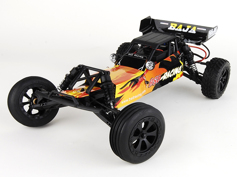 ���������������� ������ ����� / 1:10 / Off-Road Buggy / ������� / 2WD / Brushed / ������� �������� / 2.4G / ����������� (BS709T)