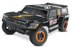 Модель шорт-корс трака Traxxas Slash Dakar Edition 2.4GHz