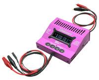 Универсальное зарядно-разрядное устройство для аккумуляторов NiMH/NiCd (1-8 банок) и LiPo (1-3 банки)...