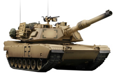 M1A2 ABRAMS 2.4G INFRARED SERIES