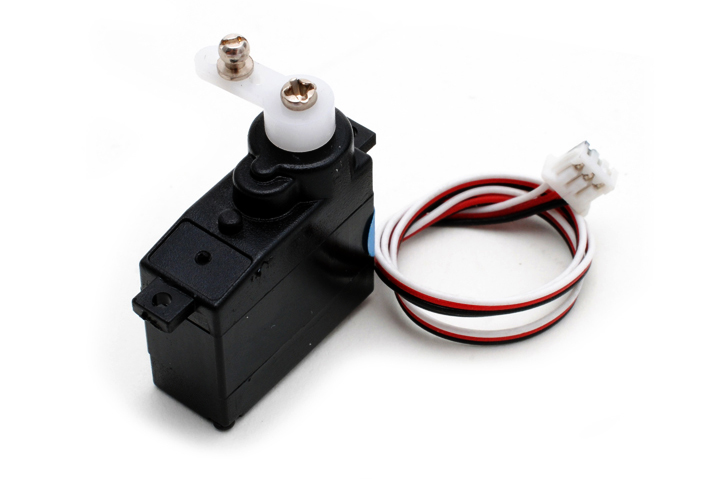 swash-plate servo(outlet wire extended)
