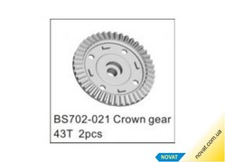 BS702-021 Crown gear 43T