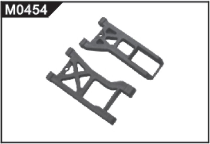 M0454 Front/Back Lower Swing Arm