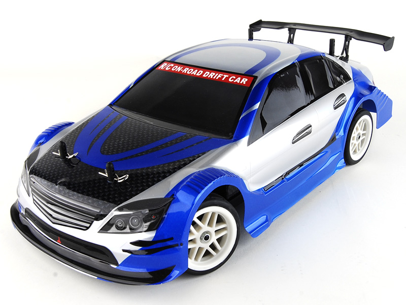 1:10 On-Road Racing car X-Ranger EBL 4WD, RTR, 2.4G