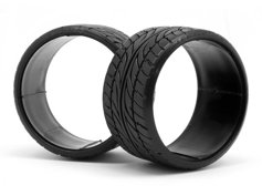 Шины дрифт 1/10 LP35 T-DRIFT TIRE DUNLOP LE MANS LM703 (2шт)