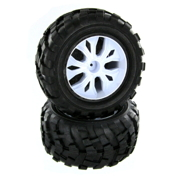 BS908-001 Tire unit (plastic)
