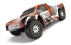 �����-����� 1/10 2WD - RTR BLITZ (2.4GHz / ����� SKORPION / �����������) ���. � �/� (NEW)