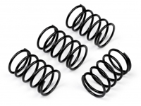 HIGH QUALITY MATCHED SPRING VERSION 1 BLACK (MIDIUM/4pcs)