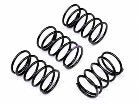 HIGH QUALITY MATCHED SPRING VERSION 1 PURPLE (HARD/4pcs)